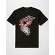 FAMOUS STARS & STRAPS Bricks Mens T-Shirt