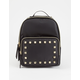 Nylon Studded Mini Backpack