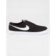 NIKE SB Portmore II Ultralight Black & White Shoes