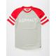 ASPHALT YACHT CLUB Raglan Mens T-Shirt