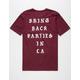 RIOT SOCIETY Parties In LA Mens T-Shirt