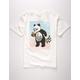 RIOT SOCIETY Panda Pineapples Boys T-Shirt