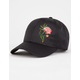Satin Embroidered Hat