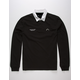 PRIMITIVE Nothing Nice Mens Rugby Shirt