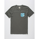 REEF Vacy Mens Pocket Tee