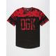 DGK Lava Mens T-Shirt