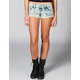 HIPPIE LAUNDRY Porkchop Pocket Womens Denim Shorts