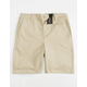 BLUE CROWN Stretch Classic Chino Boys Shorts