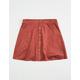 FULL TILT Boyfriend Girls Moleskin Skirt