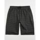 ASPHALT YACHT CLUB Zip Mens Sweat Shorts