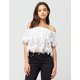 FREE PEOPLE Sweet Dreams Womens Top