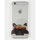 Flower Crown Bulldog iPhone 6/6S Case