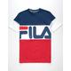 FILA Vialli Mens T-Shirt