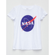 MIGHTY FINE NASA Girls Boyfriend Tee