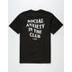 LA FAMILIA Social Anxiety Mens T-Shirt
