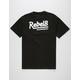 REBEL8 Premium Script Mens T-Shirt