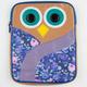 T-SHIRT & JEANS Owl iPad Case