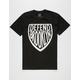 DEFEND BROOKLYN Shield Mens T-Shirt