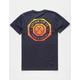 CAPTAIN FIN Ranked Fade Mens T-Shirt