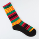 NEFF Tribal Mens Crew Socks
