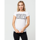 YOUNG & RECKLESS Reckless Womens Tee