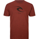 RIP CURL Iconic Heather Mens T-Shirt