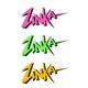 ZINKA 3 Pack Stickers