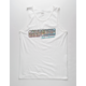 BLUE CROWN Bummer Mens Tank