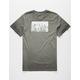 BILLABONG Warped Die Cut Mens T-Shirt