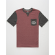 ELEMENT Forth Mens Pocket Tee