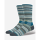 STANCE Guadalupe Taupe Mens Socks