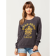 BILLABONG Road Crew Womens Sweatshirt