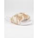 WILD DIVA Faux Fur Girls Slide Sandals