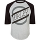 HURLEY Ribbon Mens Baseball Tee