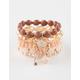 FULL TILT 5 Pack Krissy Friendship Bracelets