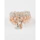 FULL TILT 5 Pack Kendall Friendship Bracelets