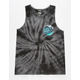 SANTA CRUZ Wave Dot Mens Tank