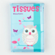 Owl Print Tissues