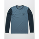 VOLCOM Low Rise Mens Henley
