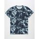 BLUE CROWN Trippy Mens T-Shirt