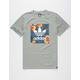 ADIDAS Sweet Leaf Blackbird Mens T-Shirt