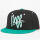NEFF Swipe Mens Snapback Hat