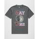 ASPHALT Stay Woke Mens T-Shirt