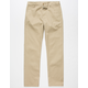 O'NEILL Contact Straight Boys Pants