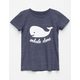 SUB URBAN RIOT Whale Done Girls Tee