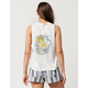 ROXY Beach Party Womens Muscle Tee