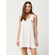 RVCA Assembly Womens Coverup Dress
