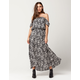 AMUSE SOCIETY Shiva Maxi Skirt