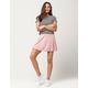 FULL TILT Cupro Rib Skater Skirt