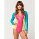 VOLCOM Simply Solid Bodysuit Swimsuit